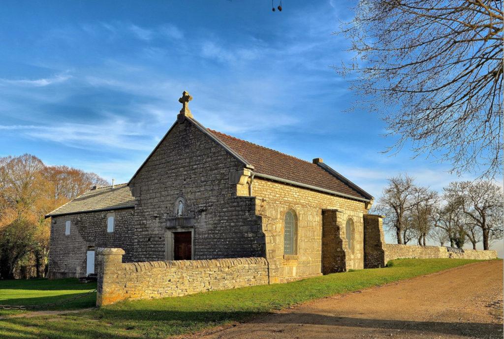La chapelle Saint-Anne